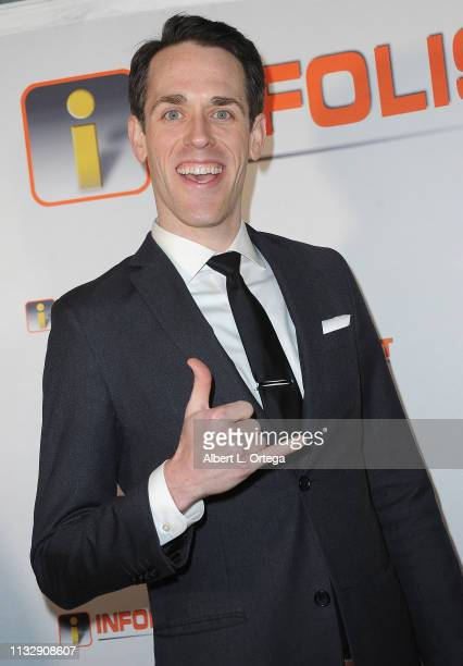 Jason Liles arrives for PreOscar Soiree Hosted By INFOListcom and Birthday Celebration for Founder Jeff Gund held at SkyBar at the Mondrian Los...