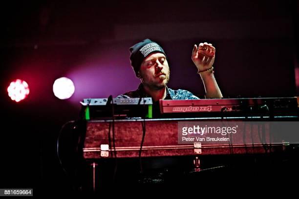 Jason Lindner Performs at 'So What's Next' Festival on November 4 2017 in Eindhoven Netherlands Photo by Peter Van Breukelen/Redferns