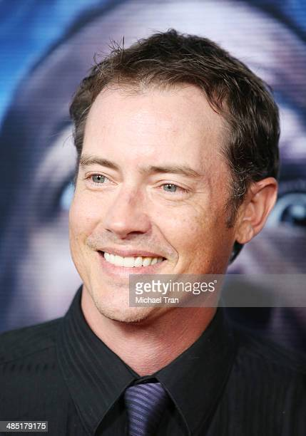 Jason London arrives at the Los Angeles premiere of 'A Haunted House 2' held at Regal Cinemas LA Live on April 16 2014 in Los Angeles California