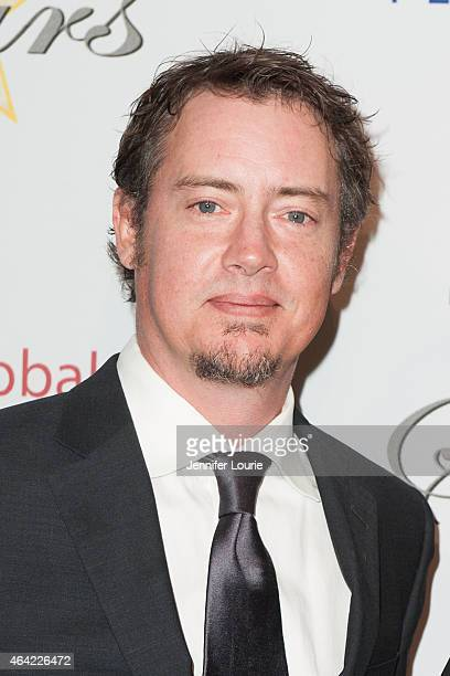 Jason London arrives at The Norby Walters 25th Annual Night of 100 Stars Oscar Viewing Gala at The Beverly Hilton Hotel on February 22 2015 in...