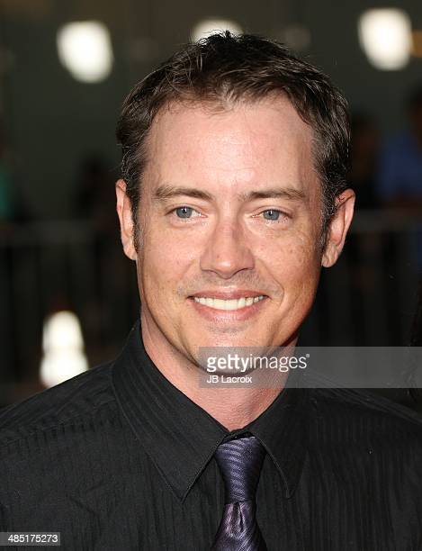 Jason London attends 'A Haunted House 2' Los Angeles premiere held at Regal Cinemas LA Live on April 16 2014 in Los Angeles California