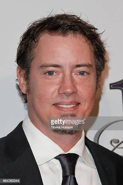 Jason London attends the Norby Walters 25th annual night of 100 stars Oscar viewing gala at The Beverly Hilton Hotel on February 22 2015 in Beverly...