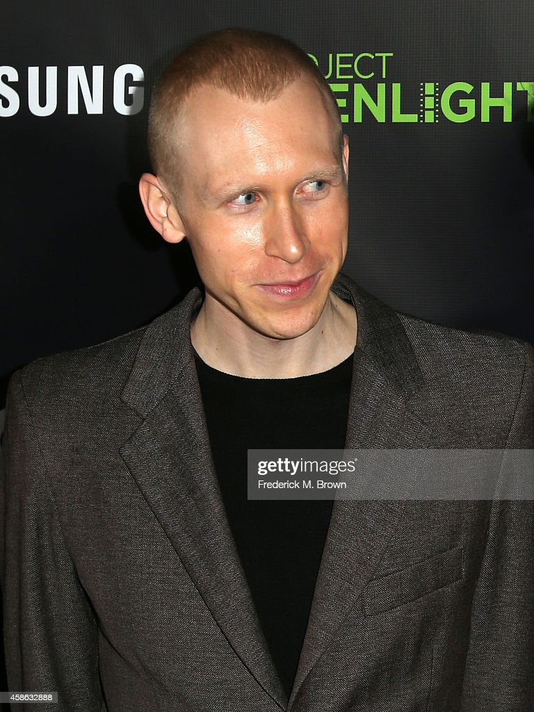 Jason Mann attends HBO Reveals Winner of 'Project Greenlight' Season 4 at BOULEVARD3 on November 7, 2014 in Los Angeles, California.