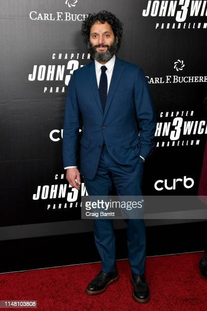 Jason Mantzoukas attends 'Time For The Big Screen' presented by Carl F Bucherer to celebrate the premiere of John Wick Chapter 3 Parabellum on May 09...