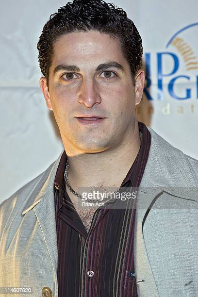 Jason Marquis during The 2nd Annual Do the Wright Thing Gala A Benefit for the David Wright Foundation at Hard Rock Cafe in New York City New York...
