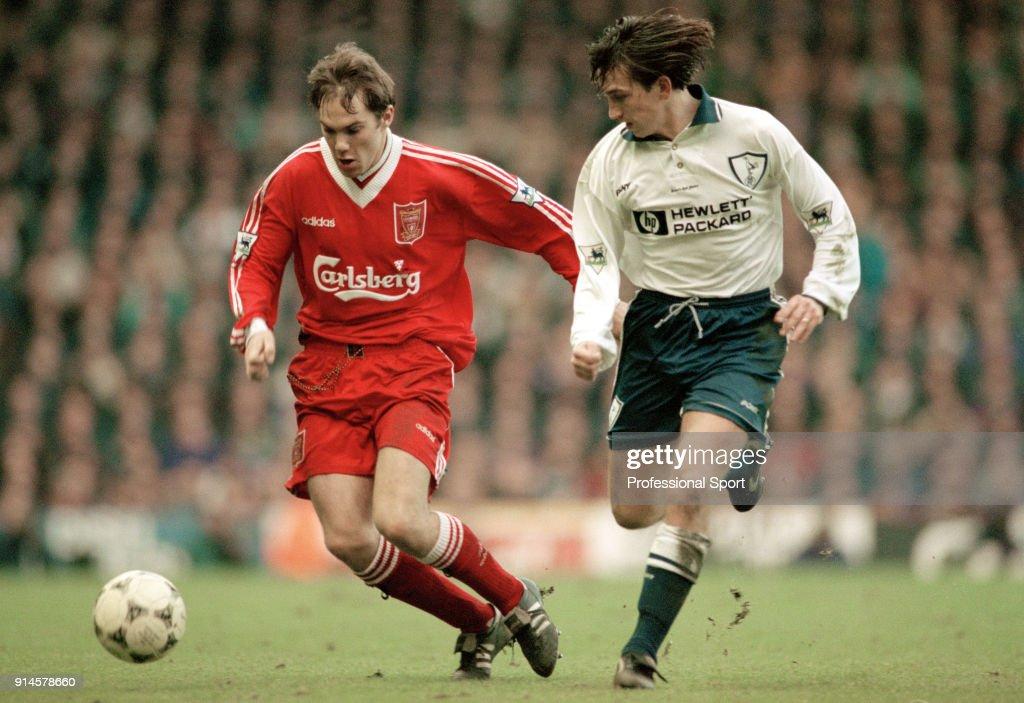 Liverpool v Tottenham Hotspur - FA Carling Premiership : News Photo