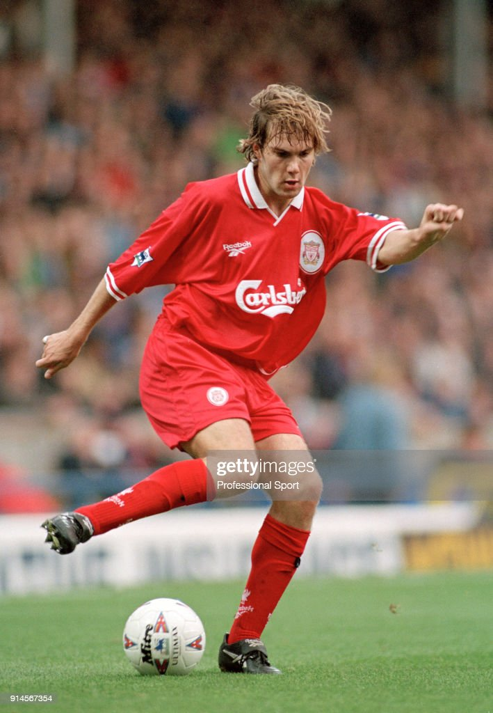 Jason McAteer - Liverpool : News Photo