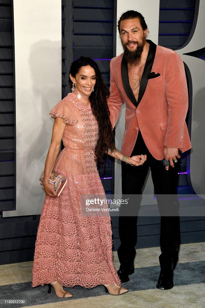 2019 Vanity Fair Oscar Party Hosted By Radhika Jones - Arrivals : Fotografía de noticias