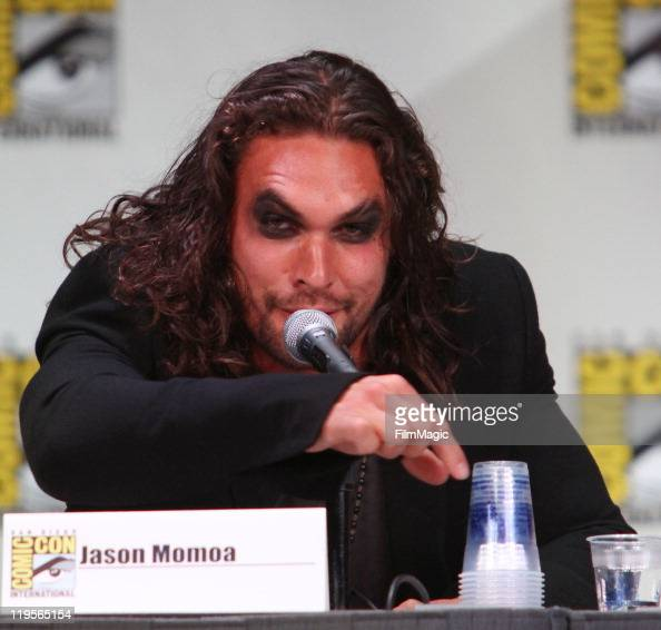 "Jason Momoa 2011: HBO's ""Game Of Thrones"" Panel At Comic-Con 2011 Photos And"