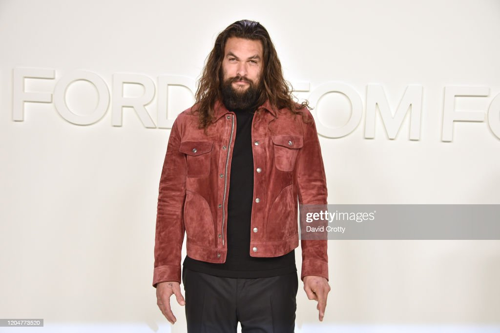 Tom Ford AW/20 Fashion Show : News Photo