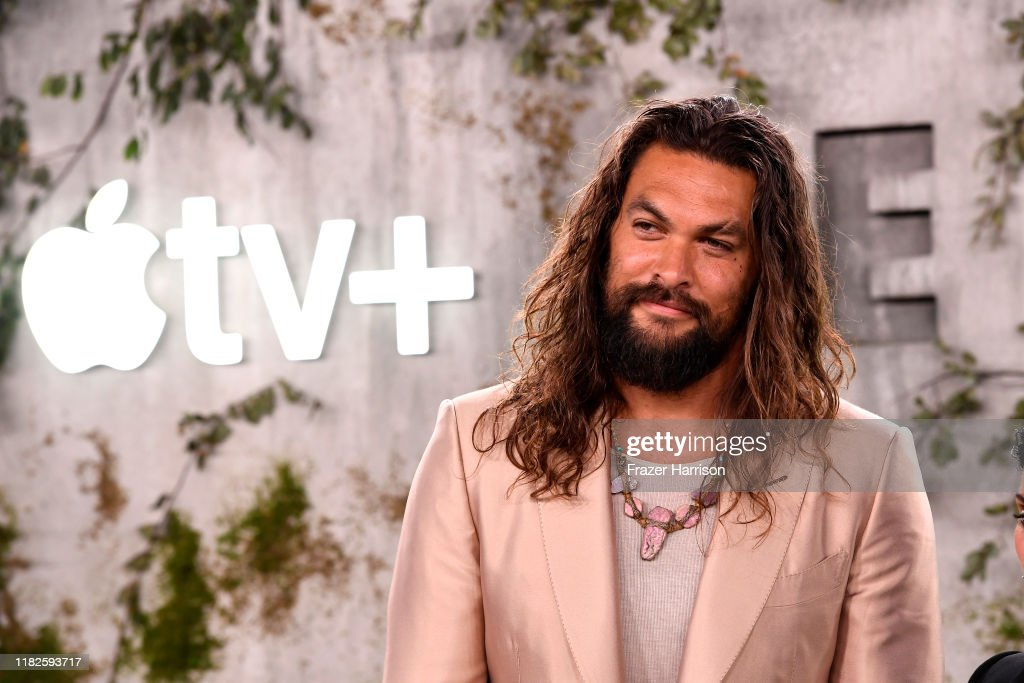 """World Premiere Of Apple TV+'s """"See"""" - Arrivals : News Photo"""