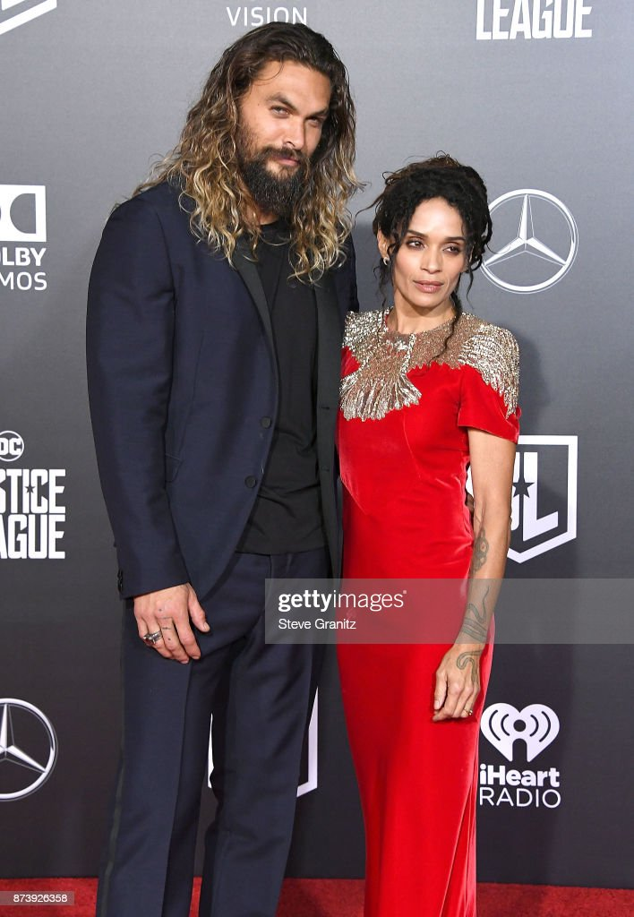 """Premiere Of Warner Bros. Pictures' """"Justice League"""" - Arrivals : Fotografía de noticias"""