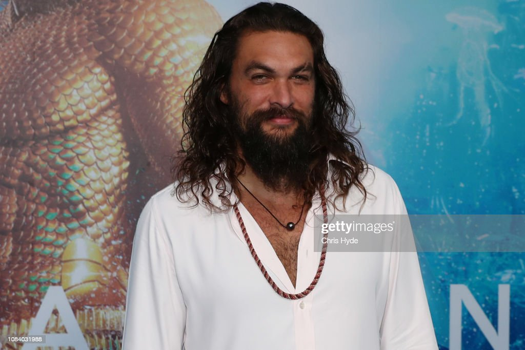 Aquaman Australian Premiere - Arrivals : News Photo