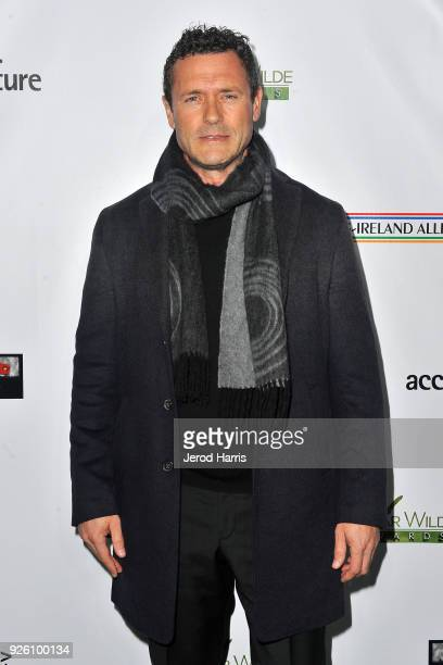 Jason O'Mara arrives at the 13th Annual Oscar Wilde Awards on March 1 2018 in Santa Monica California
