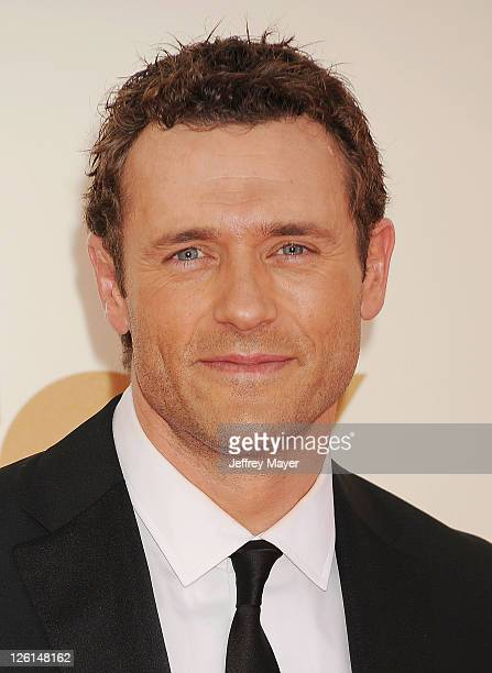 Jason O'Mara arrives at the 63rd Primetime Emmy Awards at the Nokia Theatre LA Live on September 18 2011 in Los Angeles California