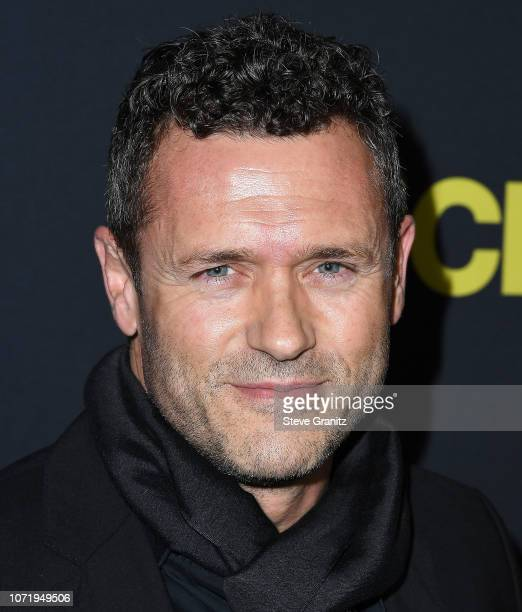 Jason O'Mara arrives at the Annapurna Pictures Gary Sanchez Productions And Plan B Entertainment's World Premiere Of Viceat AMPAS Samuel Goldwyn...