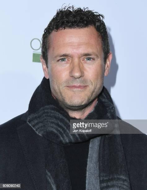 Jason O'Mara attend the 13th Annual Oscar Wilde Awards on March 1 2018 in Santa Monica California