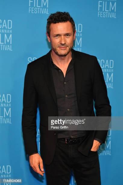 Jason O'Mara attends 22nd SCAD Savannah Film Festival at Trustees Theater on October 30, 2019 in Savannah, Georgia.