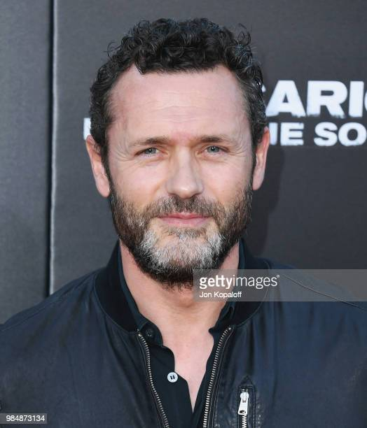 Jason O'Mara attends Columbia Pictures' Sicario Day Of The Soldado Premiere at Westwood Regency Theater on June 26 2018 in Los Angeles California