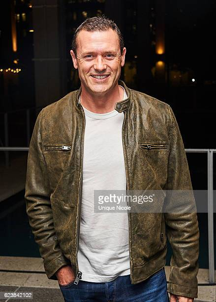 Jason O'Mara attends Opening Night For The Beauty Queen Of Leenane at Mark Taper Forum on November 16 2016 in Los Angeles California