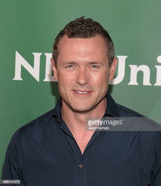 Jason O'Mara attends the 2015 NBCUniversal Summer Press Day at the Langham Hotel on April 2 2015 in Pasadena California
