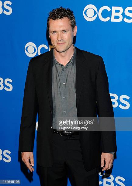 Jason O'Mara attends the CBS Upfront 2012 at The Tent at Lincoln Center on May 16 2012 in New York City