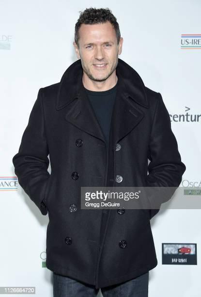 Jason O'Mara attends the USIreland Alliance 14th Annual Oscar Wilde Awards at Bad Robot on February 21 2019 in Santa Monica California