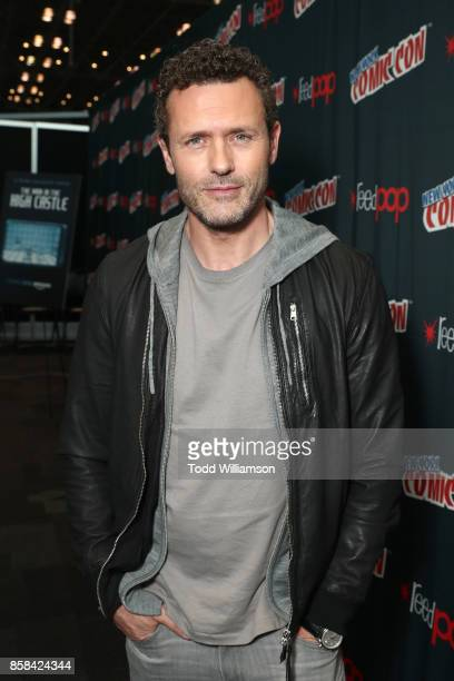 Jason O'Mara attends The World of Philip K Dick The Man in the High Castle and Philip K Dick's Electric Dreams Press Room at The Jacob K Javits...