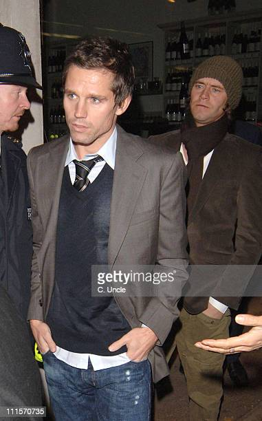 Jason Orange and Howard Donald during 'Take That Never Forget The Ultimate Collection' Preview Screening After Party at Kensington Palace 201...