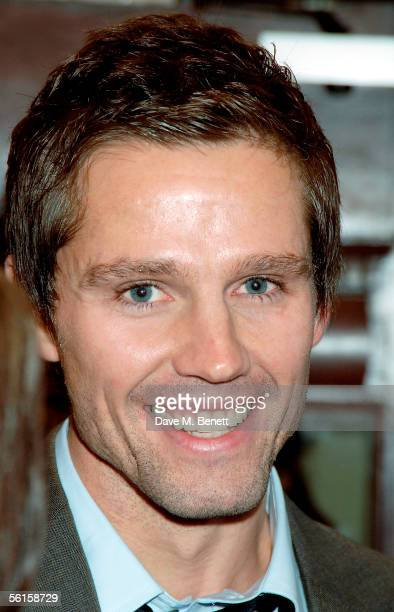"""Jason Orange of 1990's boyband Take That attends a preview screening of the ITV1 documentary """"Take That... For The Record"""", broadcasting November 16..."""