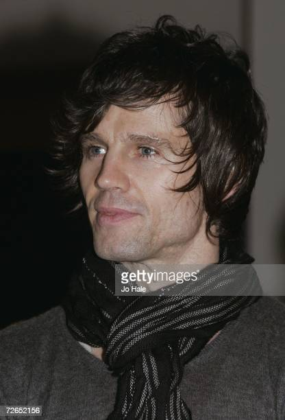 Jason Orange of Take That attends the signing of their new Album 'Beautiful World' at HMV on November 27 2006 in London England