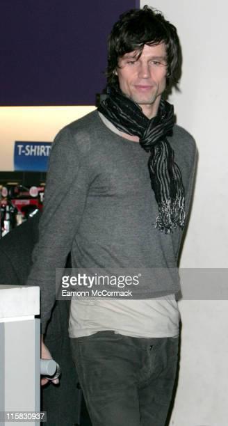 Jason Orange of Take That during Take That sign copies of their new album 'Beautiful World' at HMV November 27 2006 at HMV in London Great Britain