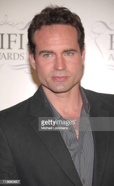 Jason Patric during 34th Annual FIFI Awards Presented by The Fragrance Foundation Arrivals at Hammerstein Ballroom in New York City New York United...