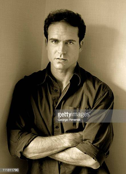 Jason Patric during Jason Patric Black and White Portraits by George Pimentel February 2000 at Four Seasons Hotel in Toronto Ontario Canada