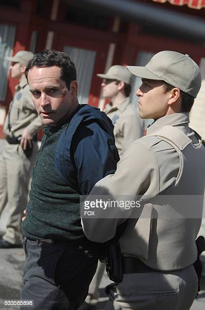 Jason Patric in the 'Enemy Lines' season premiere episode of WAYWARD PINES airing Wednesday May 25 on FOX
