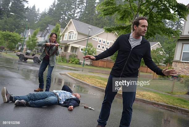 Jason Patric in the 'Pass Judgment' episode of WAYWARD PINES airing Wednesday July 13 on FOX