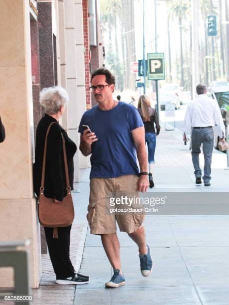 Jason Patric is seen on May 12 2017 in Los Angeles California