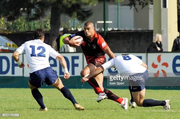 Jason PESETA Lyon OU / Aurillac 6e journee Pro D2