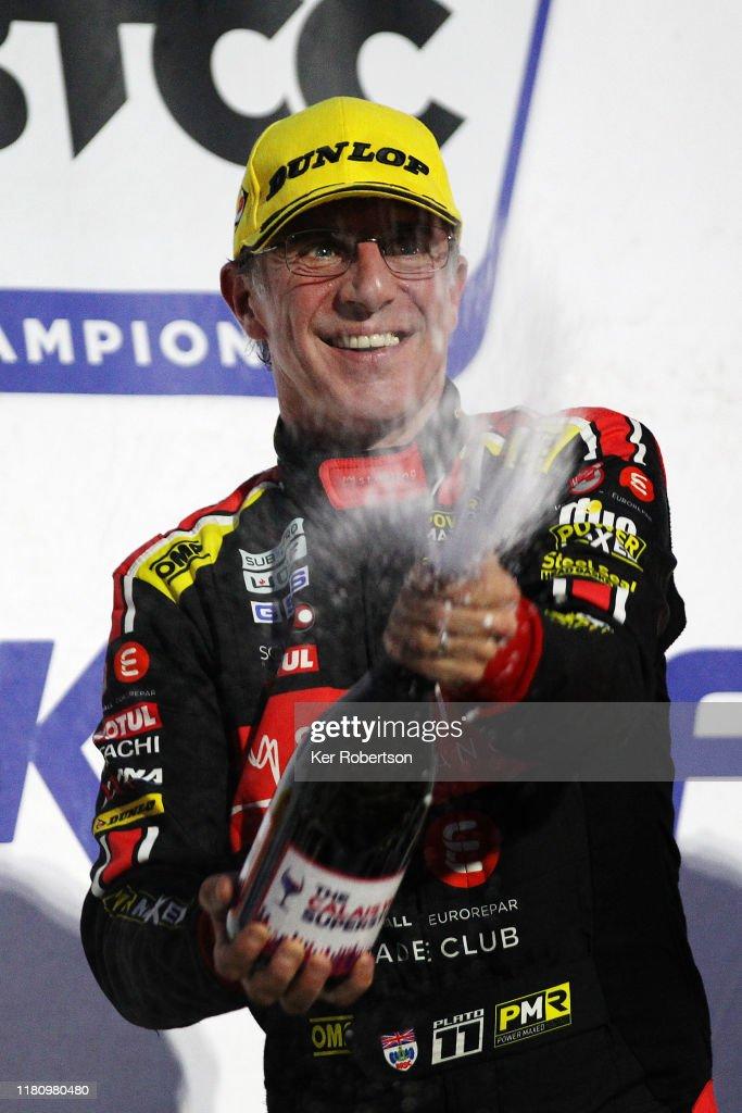 Kwik Fit British Touring Car Championship - Brands Hatch : News Photo