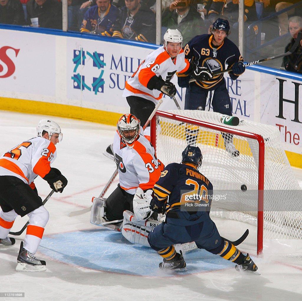 Philadelphia Flyers v Buffalo Sabres - Game Four