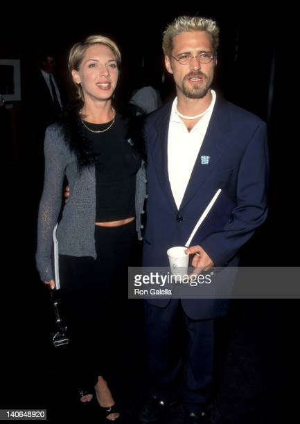 Jason Priestley and Ashlee Petersen at the Rally for Women's Rights in Afghanistan DGA Theater Los Angeles