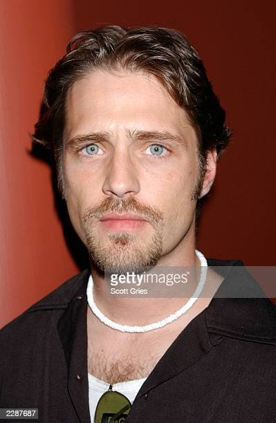Jason Priestley at a special screening of Warning Parental Advisory a VH1 original movie at the Tribeca Screening Room in New York City Warning is a...