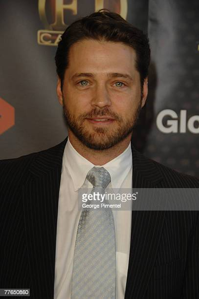 Jason Priestley attends The 22nd Annual Gemini Awards at the Conexus Arts Centre on October 28, 2007 in Regina, Canada.