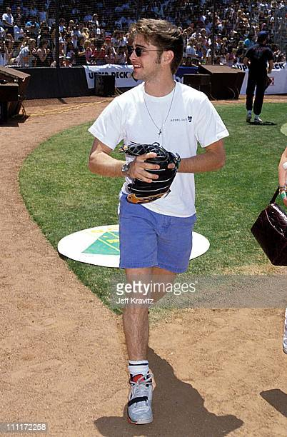 Jason Priestley during 1991 TJ Martell in Los Angeles California United States