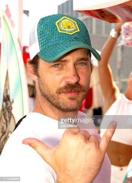 Jason Priestley during Silver Spoon Hollywood Buffet Day One at Private Estate in Hollywood California United States Photo by Lee Celano/WireImage...