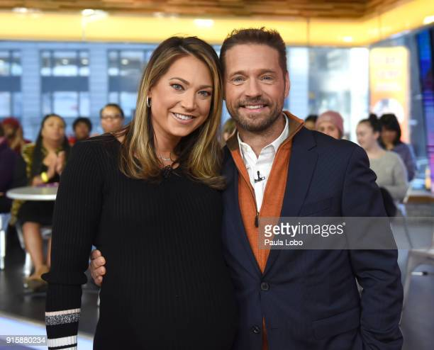 AMERICA Jason Priestley is a guest on Good Morning America Thursday February 8 airing on the Walt Disney Television via Getty Images Television...