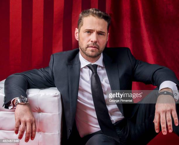 Jason Priestley is photographed at the Canadian Screen Awards on March 9 2014 in Toronto Ontario