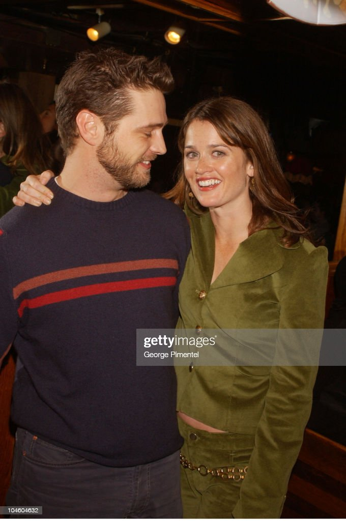 "2002 Sundance Film Festival - ""Cherish"" Party"