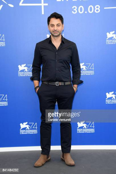Jason Raftopoulos attends the 'West Of Sunshine' photocall during the 74th Venice Film Festival on September 1 2017 in Venice Italy