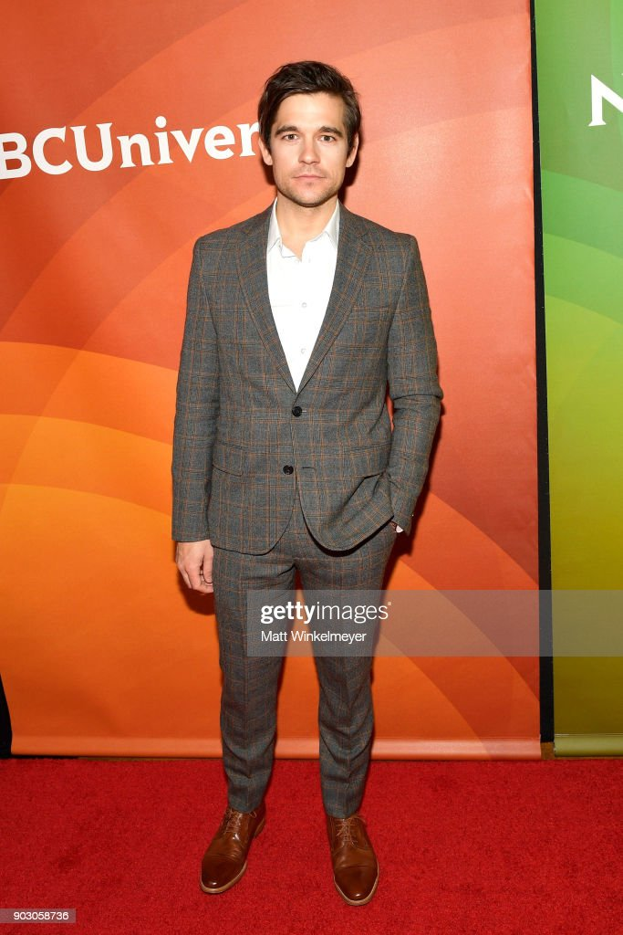 2018 NBCUniversal Winter Press Tour - Arrivals